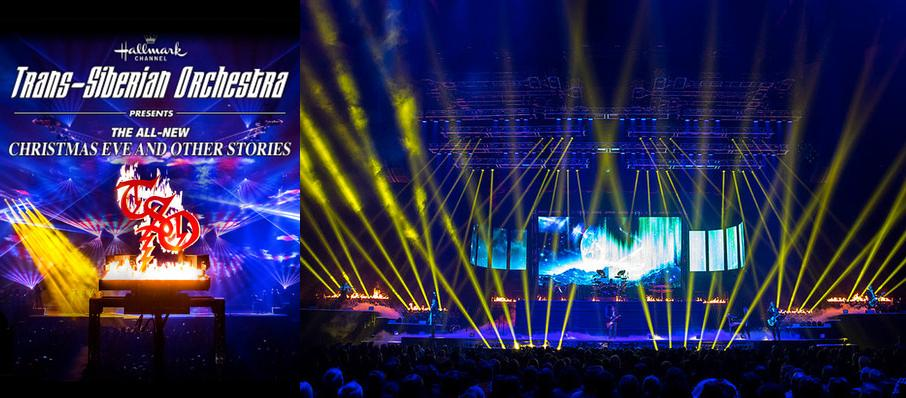 Trans-Siberian Orchestra at Vivint Smart Home Arena