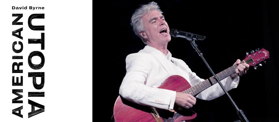 David Byrne at Capitol Theatre