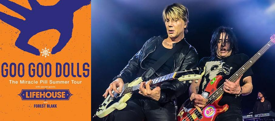 The Goo Goo Dolls at The Depot