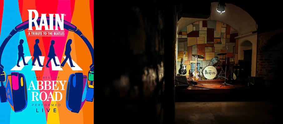 Rain - A Tribute to the Beatles at Eccles Theater
