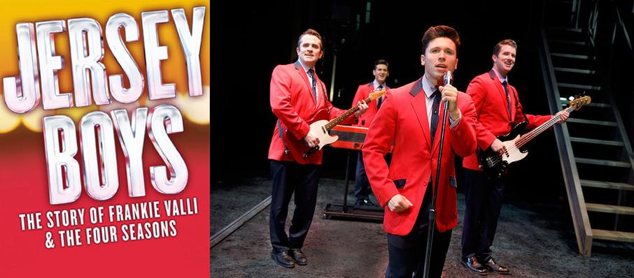Jersey Boys at Eccles Theater