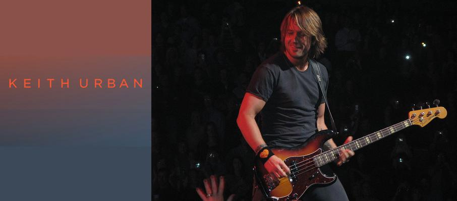 Keith Urban at Usana Amphitheatre