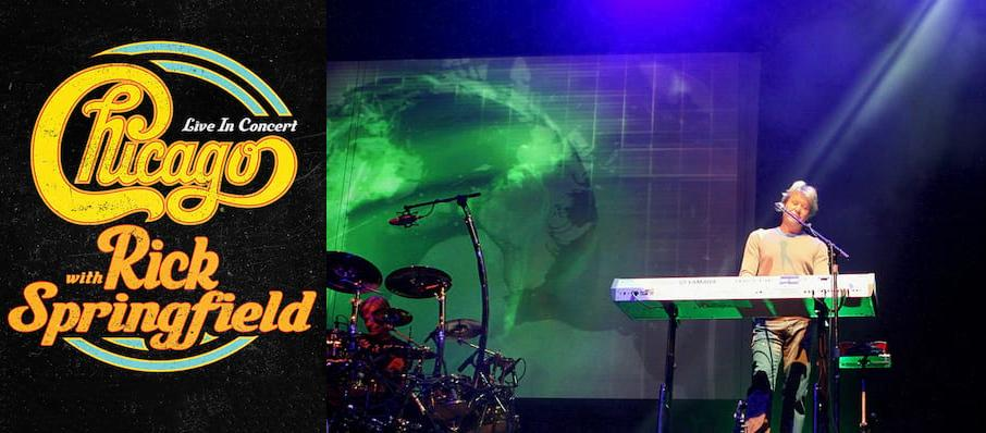 Chicago - The Band at Usana Amphitheatre