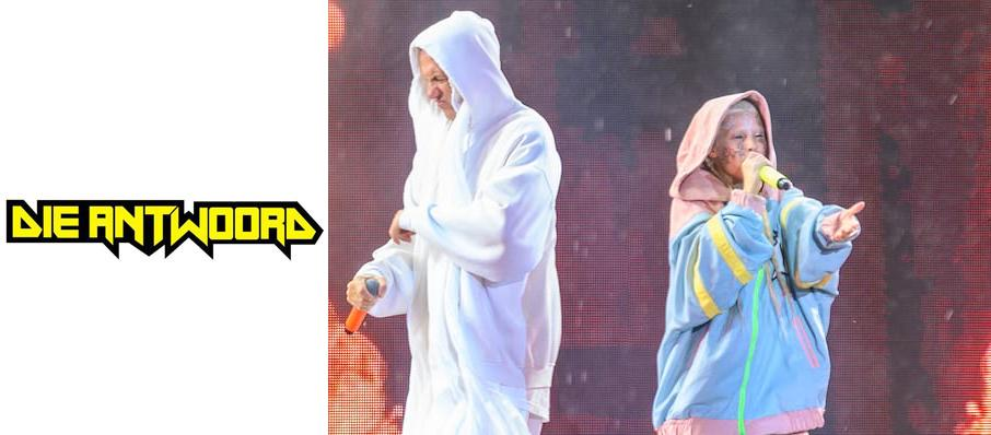 Die Antwoord at The Depot