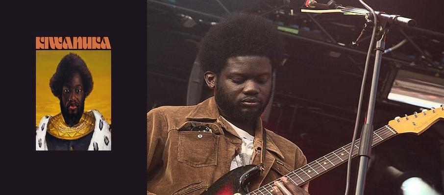 Michael Kiwanuka at The Depot