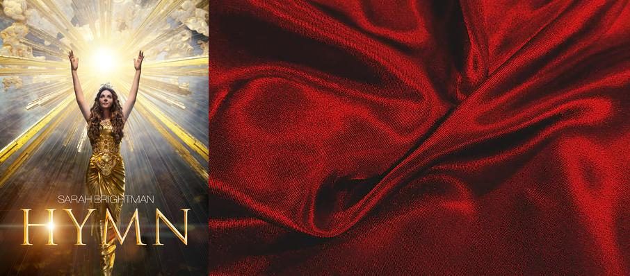 Sarah Brightman at Abravanel Hall