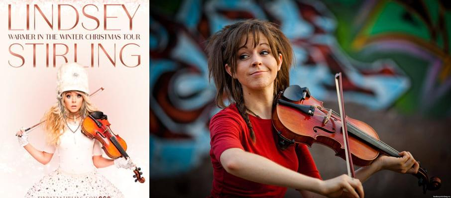 Lindsey Stirling at Eccles Theater