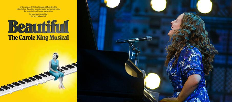 Beautiful: The Carole King Musical at Ellen Eccles Theatre