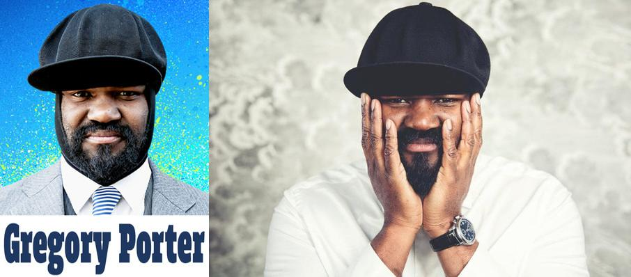 Gregory Porter at Eccles Theater