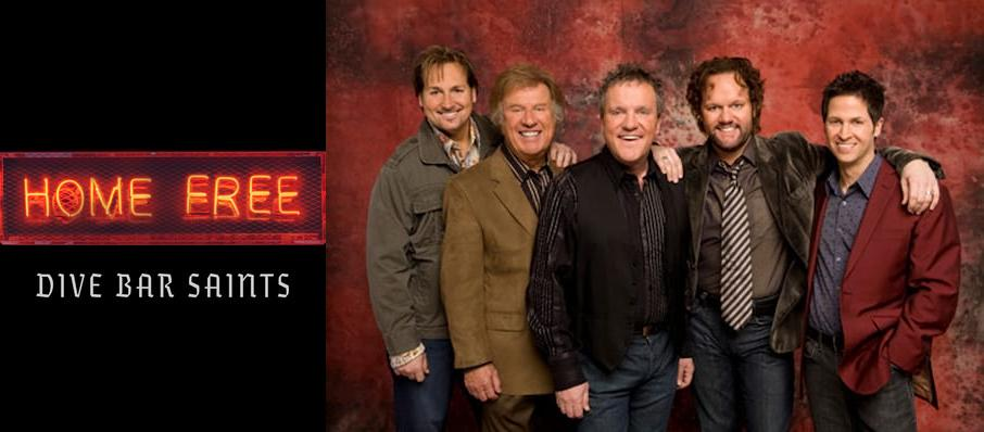 Home Free Vocal Band at Peery's Egyptian Theatre