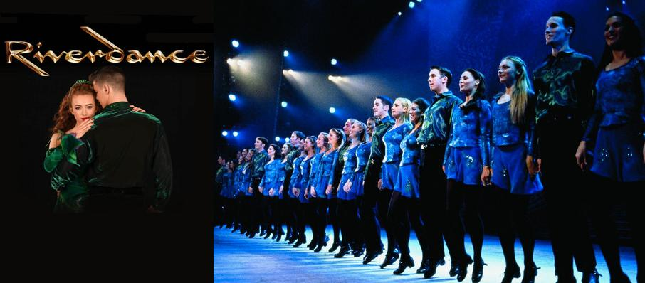 Riverdance at Eccles Theater
