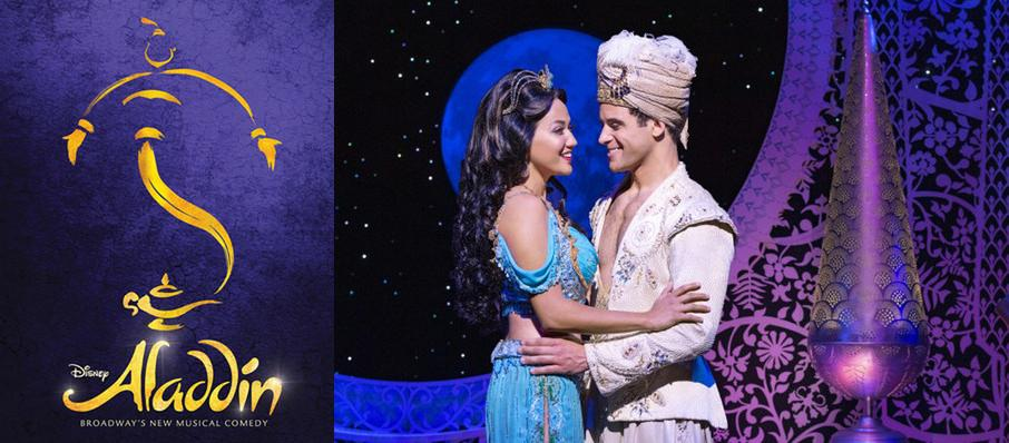 Aladdin at Capitol Theatre