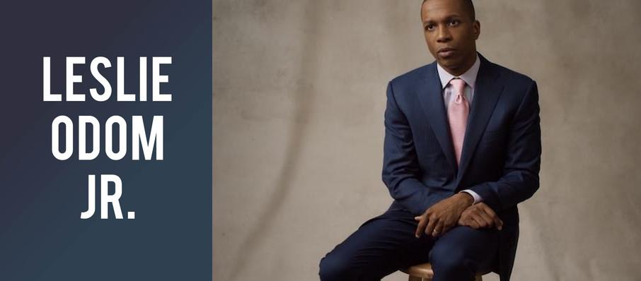 Leslie Odom Jr. at Deer Valley Outdoor Amphitheatre