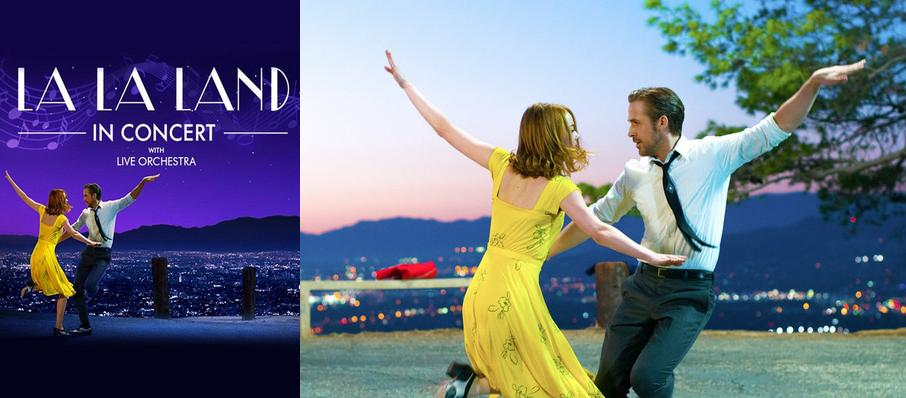 La La Land in Concert at Usana Amphitheatre