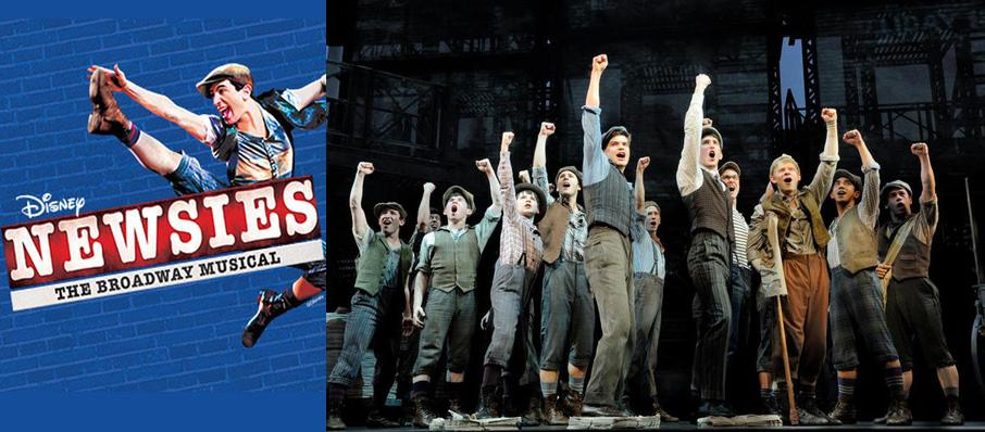 Newsies - The Musical at Pioneer Theatre Company