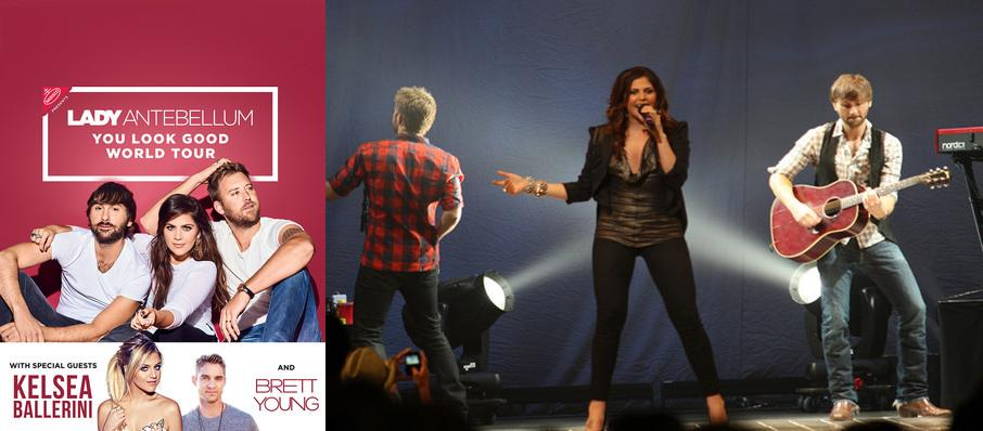 Lady Antebellum with Kelsea Ballerini at Usana Amphitheatre