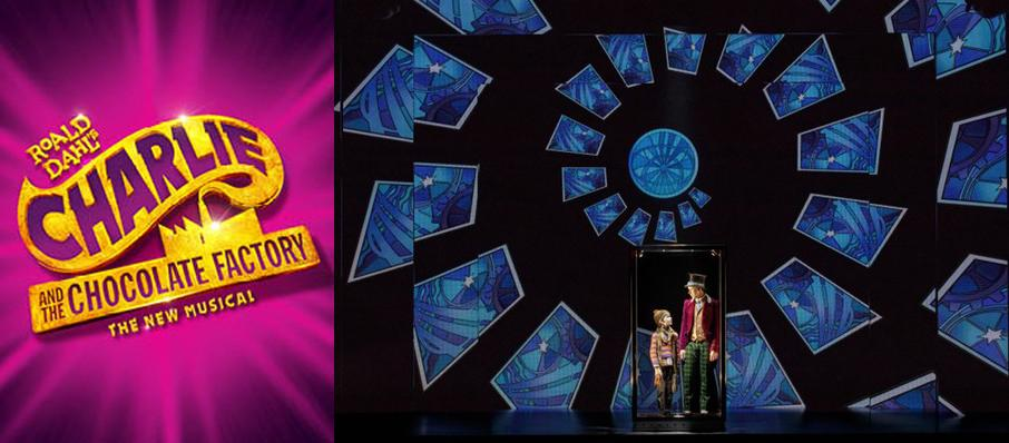 Charlie and the Chocolate Factory at Eccles Theater