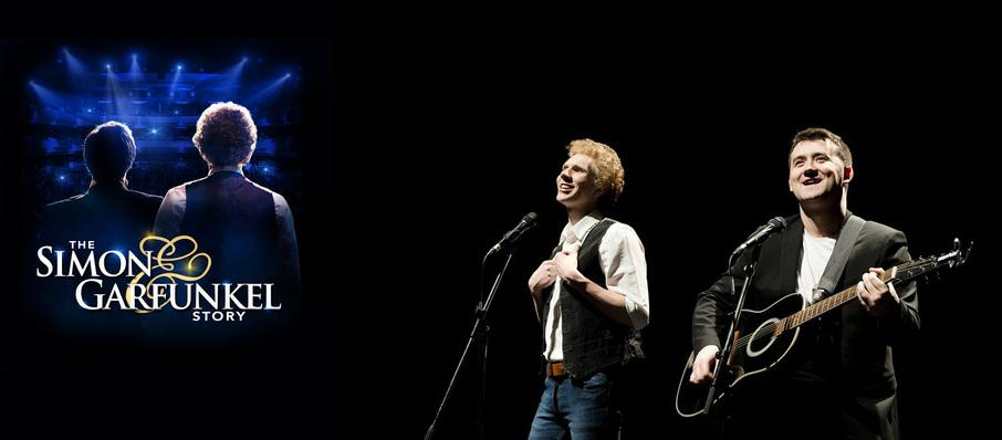 The Simon and Garfunkel Story at Eccles Theater