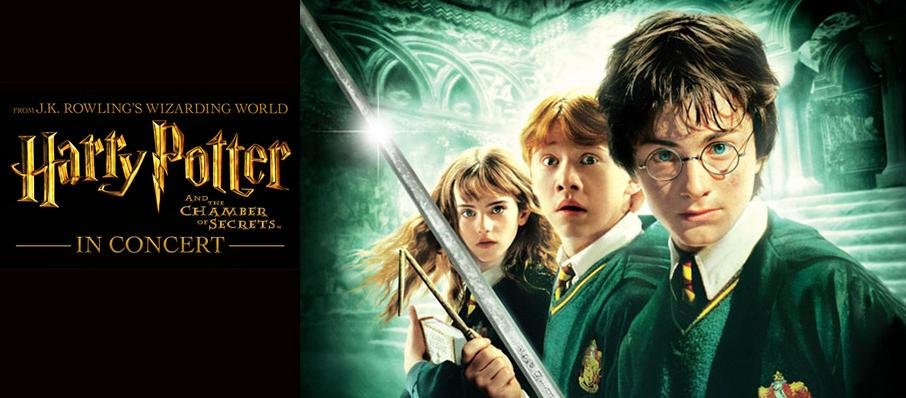 Film Concert Series - Harry Potter and The Chamber of Secrets at Abravanel Hall