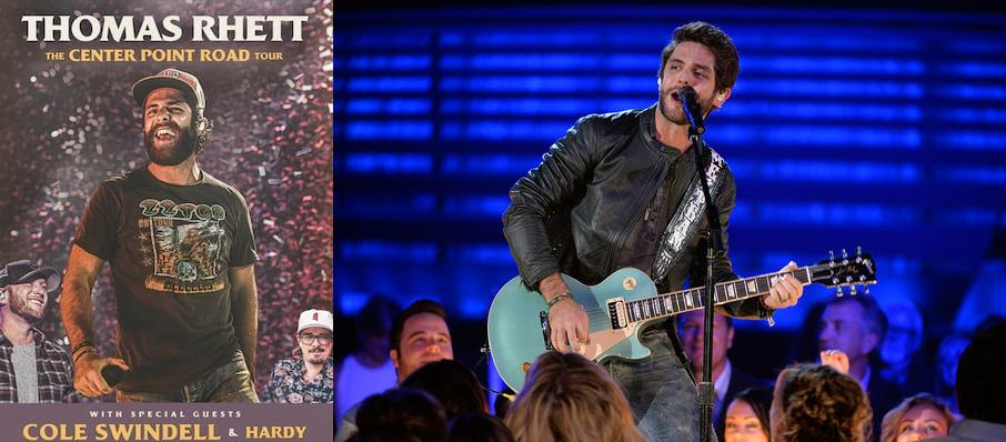 Thomas Rhett at Vivint Smart Home Arena