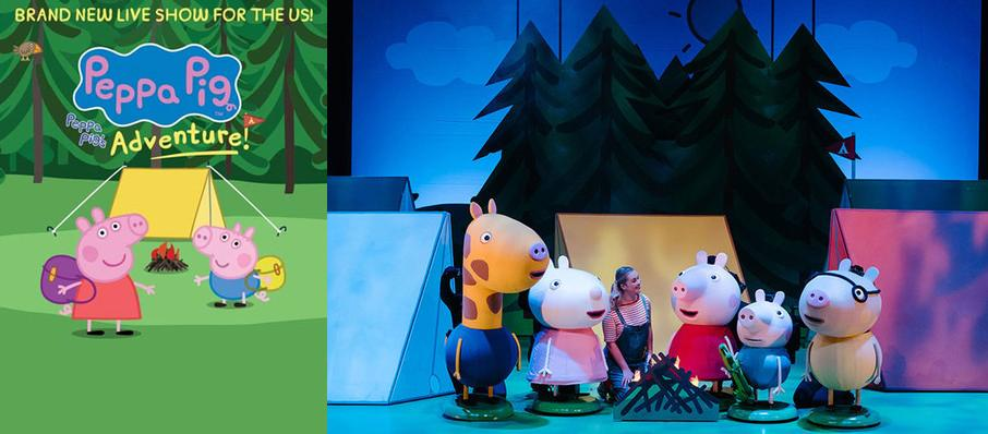 Peppa Pig Live at Eccles Theater