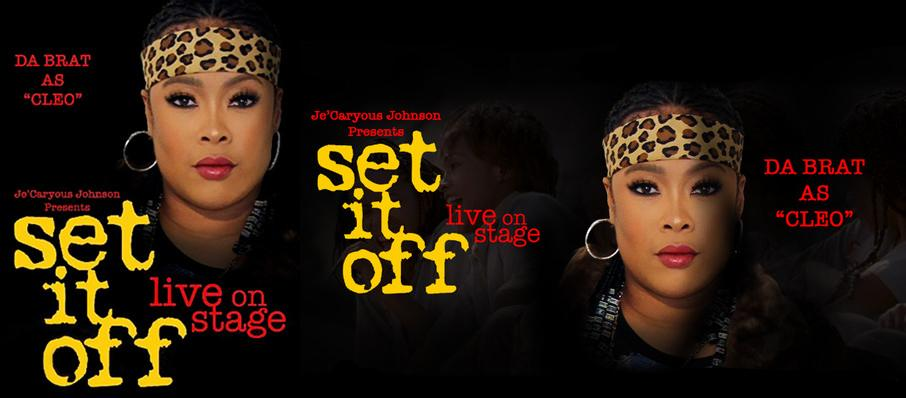 Je'Caryous Johnson's Set It Off at In The Venue