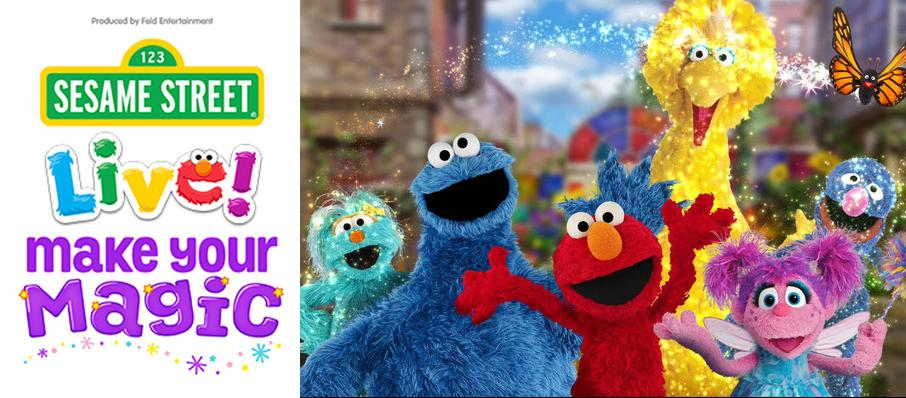 Sesame Street Live - Make Your Magic at Vivint Smart Home Arena