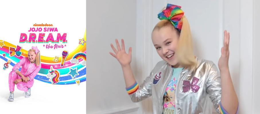 Jojo Siwa at Abravanel Hall