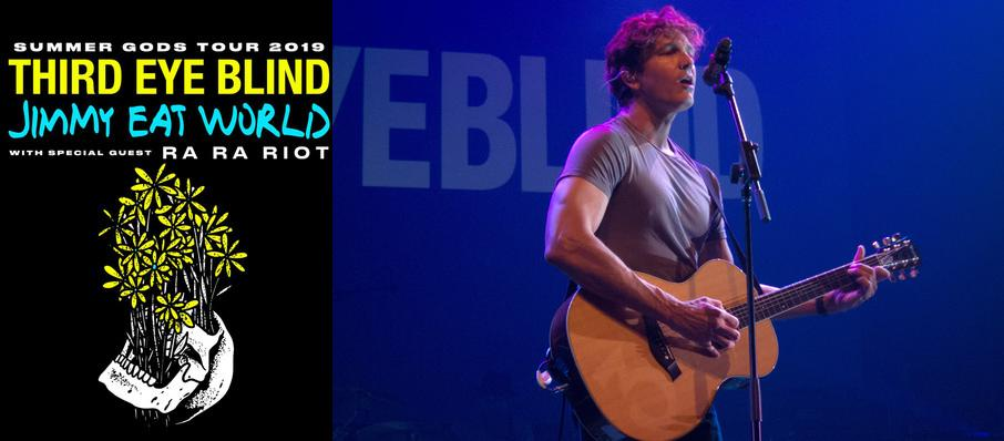 Third Eye Blind and Jimmy Eat World at Usana Amphitheatre