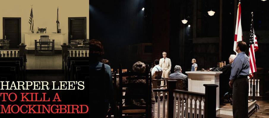 To Kill A Mockingbird at Eccles Theater