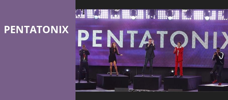 Pentatonix, Usana Amphitheatre, Salt Lake City