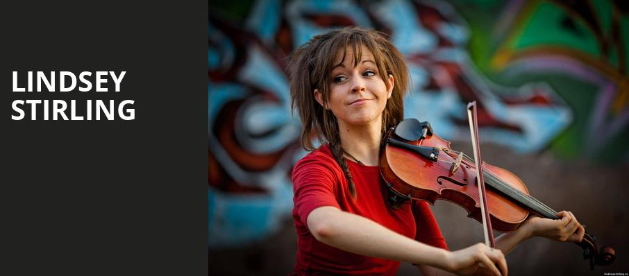 Lindsey Stirling, Eccles Theater, Salt Lake City