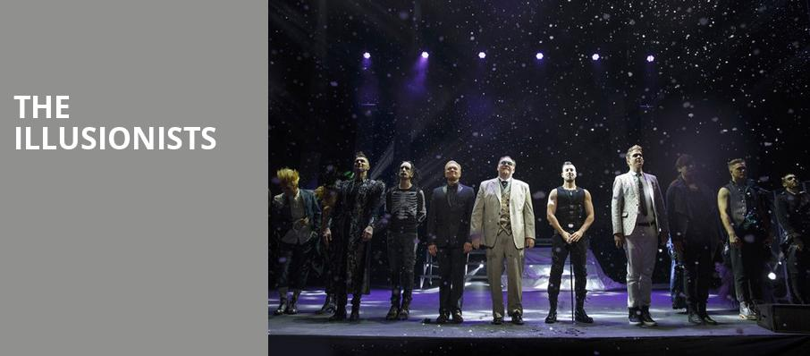 The Illusionists, Ellen Eccles Theatre, Salt Lake City