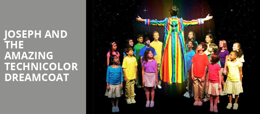 Joseph and the Amazing Technicolor Dreamcoat, Jeanne Wagner Theatre, Salt Lake City