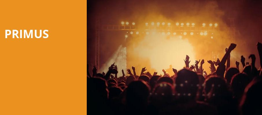 Primus, Rockwell At The Complex, Salt Lake City