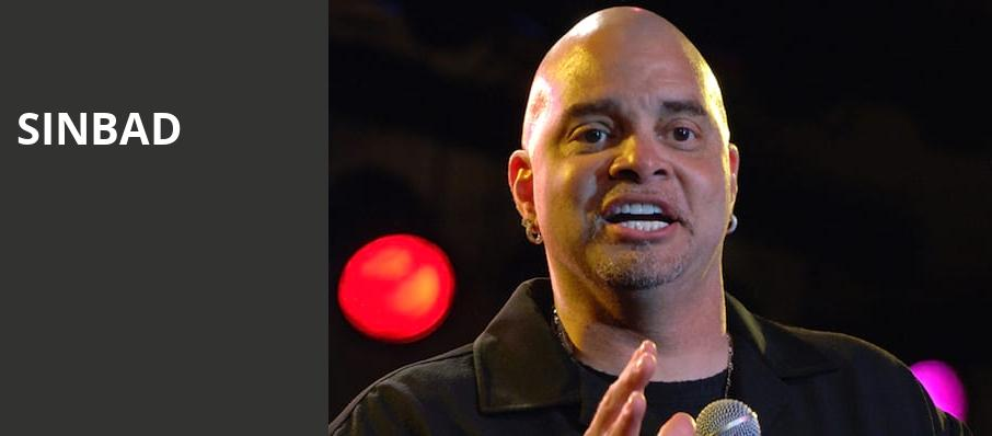 Sinbad, Wiseguys Comedy Cafe, Salt Lake City
