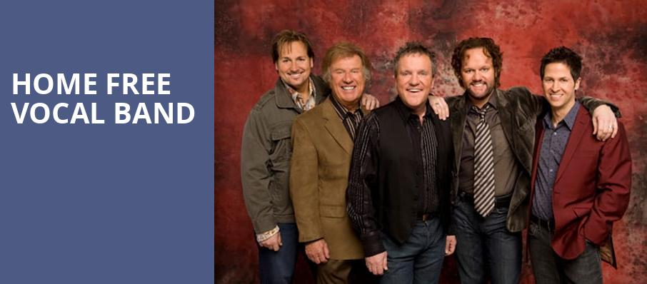Home Free Vocal Band, Peerys Egyptian Theatre, Salt Lake City