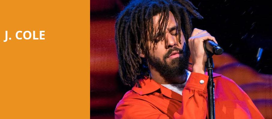 J Cole, Vivint Smart Home Arena, Salt Lake City