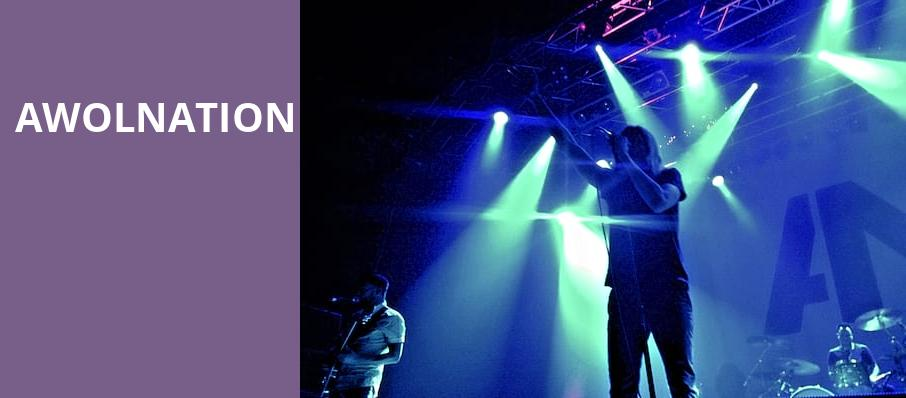 Awolnation, Rockwell At The Complex, Salt Lake City
