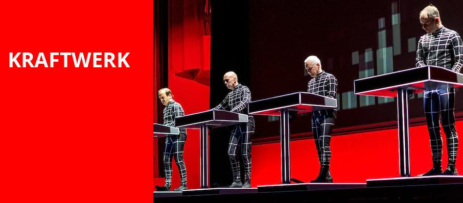 Kraftwerk, Union Event Center, Salt Lake City
