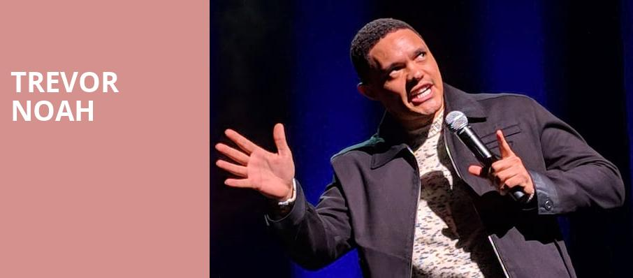 Trevor Noah, Maverik Center, Salt Lake City