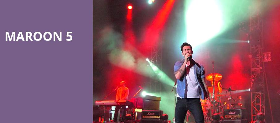 Maroon 5, Usana Amphitheatre, Salt Lake City