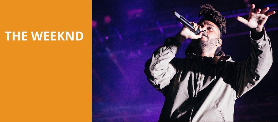 The Weeknd, Vivint Smart Home Arena, Salt Lake City