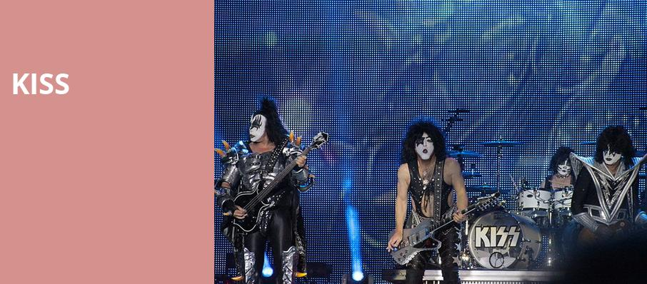 KISS, Usana Amphitheatre, Salt Lake City
