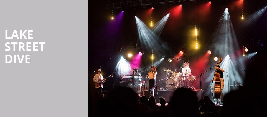 Lake Street Dive, Eccles Theater, Salt Lake City