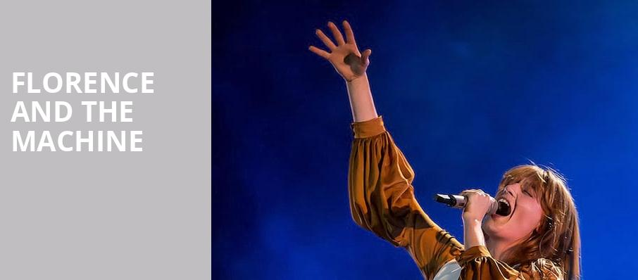 Florence and the Machine, Maverik Center, Salt Lake City