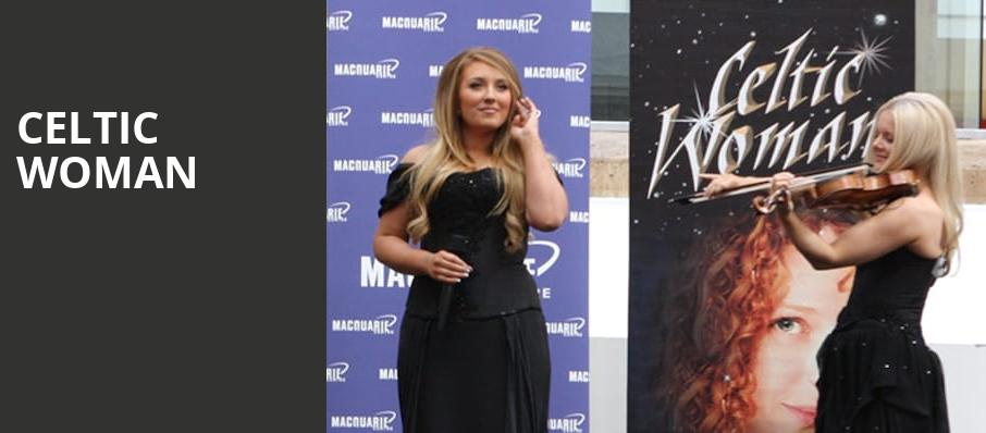 Celtic Woman, Capitol Theatre, Salt Lake City