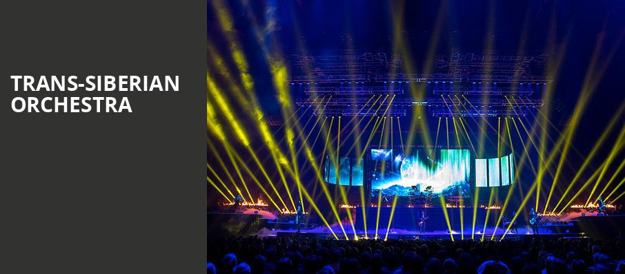 Trans Siberian Orchestra, Vivint Smart Home Arena, Salt Lake City