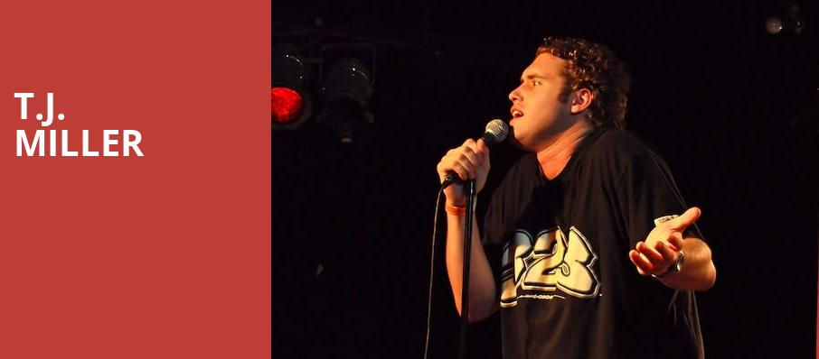 TJ Miller, Wiseguys Comedy Cafe, Salt Lake City