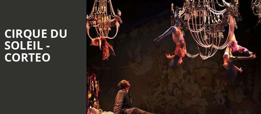 Cirque du Soleil Corteo, Maverik Center, Salt Lake City